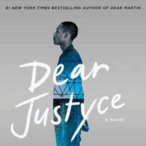 New Harcover Dear Justyce Book